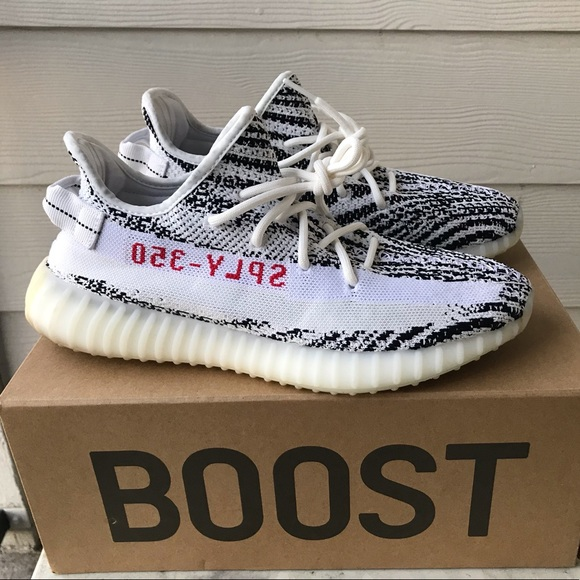 Yeezy Shoes   Yeezy Boost 35 V2 Zebra